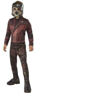 Marvel Guardians Star Lord Muscle Costume-S 4/6